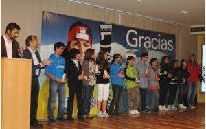 I Gala del esqui andaluz